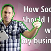 How Social Should I Be With My Business