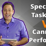 Specific Tasks A VA Cannot Perform